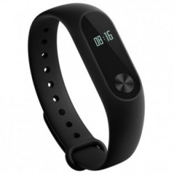 "Xiaomi - Mi Band 2 Wristband activity tracker 0.42"" OLED Inalámbrico IP67 Negro"