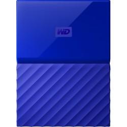 Western Digital - My Passport disco duro externo 4000 GB Azul - 22406401