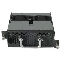 Hewlett Packard Enterprise - X711 Front (port side) to Back (power side) Airflow High Volume Fan Tray