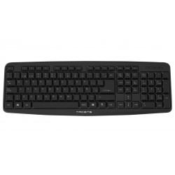 Tacens - AAK0+ USB Negro teclado
