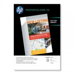 HP - Q6594A papel para impresora de inyección de tinta A3 (297x420 mm) Mate Blanco