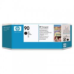 HP - Limpiador de cabezales de impresión y cabezal de impresión DesignJet 90 negro