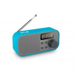 SPC - Frosty Radio Azul/Gris 4570A