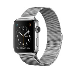 Apple - Watch Series 2 OLED 41.9g Acero inoxidable reloj inteligente - 21997283