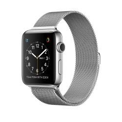Apple - Watch Series 2 OLED GPS (satélite) Acero inoxidable reloj inteligente - 21997283