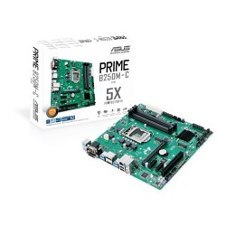 ASUS - PRIME B250M-C placa base LGA 1151 (Zócalo H4) Micro ATX Intel® B250