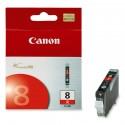 Canon - CLI-8R Original Rojo 1 pieza(s)
