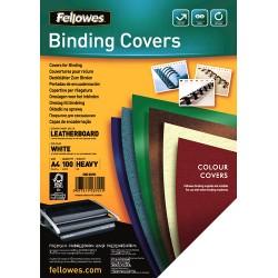 Fellowes - Delta A4 Papel Blanco 100 pieza(s)