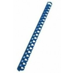 Fellowes - 5347903 carpeta de cartón De plástico Azul