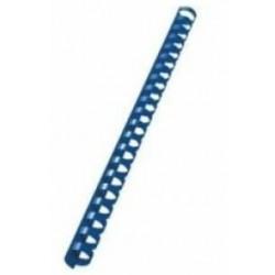 Fellowes - 5347903 De plástico Azul carpeta de cartón