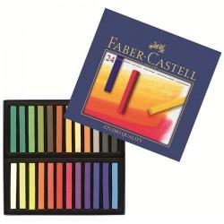 Faber-Castell - Studio Quality Multicolor Suave 24 pieza(s)