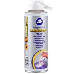 AF - LCL200 200ml Aerosol producto para eliminar etiqueta adhesiva
