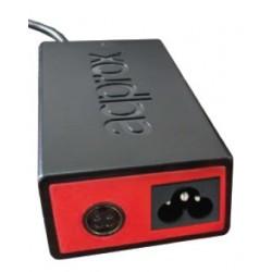 Approx - appUA100BRCP adaptador e inversor de corriente Auto/Interior 100 W Negro, Rojo