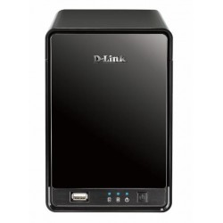 D-Link - DNR-322L 192pps servidor y codificador de vídeo