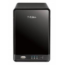 D-Link - DNR-322L servidor y codificador de vídeo 192 pps