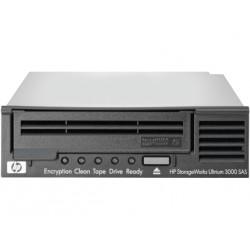 Hewlett Packard Enterprise - StorageWorks Ultrium 3000 Interno LTO 1500GB unidad de cinta