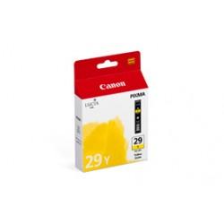 Canon - PGI-29Y cartucho de tinta Original Amarillo 1 pieza(s)