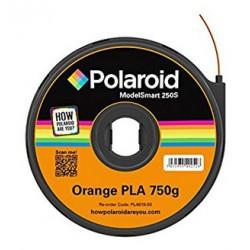 Polaroid - PL-6019-00 Ácido poliláctico (PLA) Naranja 750g material de impresión 3d
