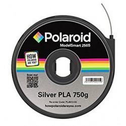 Polaroid - PL-6013-00 Ácido poliláctico (PLA) Plata 750g material de impresión 3d
