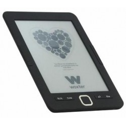 """Woxter - Scriba 195 6"""" 4GB Negro lectore de e-book"""