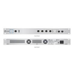 Ubiquiti Networks - USG-PRO-4 10,100,1000Mbit/s pasarel y controlador