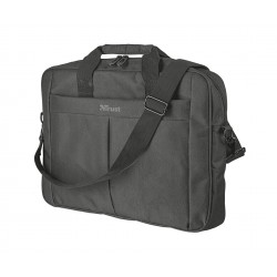 "Trust - Primo maletines para portátil 40,6 cm (16"") Maletín Negro - 21551"