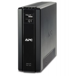 APC - Back-UPS Pro sistema de alimentación ininterrumpida (UPS) Línea interactiva 1500 VA 865 W