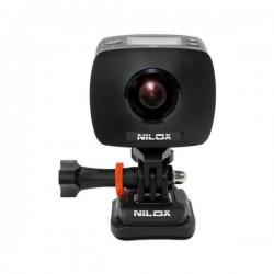 """Nilox - EVO 360+ 1.84MP Full HD 1/3"""" CMOS Wifi 104g cámara para deporte de acción"""