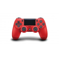 Sony - DualShock 4 Gamepad PlayStation 4 Analógico/Digital USB 2.0 Negro, Rojo