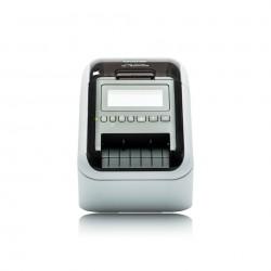 Brother - QL-820NWB impresora de etiquetas Térmica directa Color 300 x 600 DPI Inalámbrico y alámbrico DK