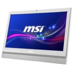 """MSI - Wind Top Professional PRO 20T 6M-015XEU 3.3GHz G4400 20"""" 1920 x 1080Pixeles Pantalla táctil Blanco PC todo en"""