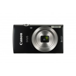 "Canon - Digital IXUS 185 Cámara compacta 20MP 1/2.3"" CCD 5152 x 3864Pixeles Negro - 22045911"