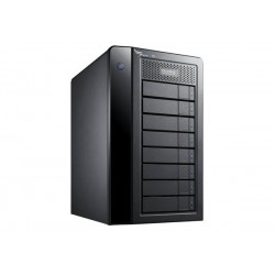 Promise Technology - Pegasus2 R8 48000GB Torre Negro unidad de disco multiple