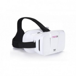 Woxter - Neo VR1 Smartphone-based head mounted display 210g Color blanco