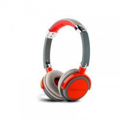 Energy Sistem - DJ 410 Red Grey Gris, Rojo Supraaural auricular