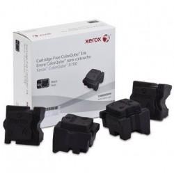 Xerox - ColorQube 8700/8900 Tinta sólida negra (4 barras, imprime 9000 páginas) barra de tinta