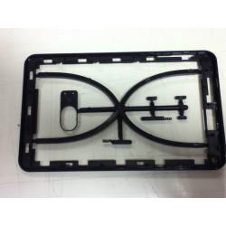 Phoenix Technologies - FCPHVEGATAB7D Cristal frontal pieza de repuesto de tabletas