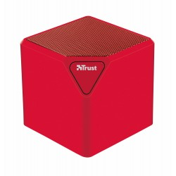 Trust - 21717 3W Rojo altavoz portátil