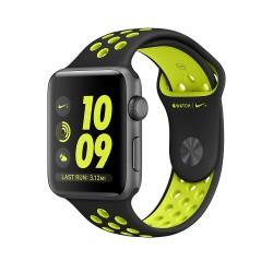 Apple - Watch Nike+ OLED GPS (satélite) Gris reloj inteligente - 22137770