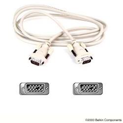 Belkin - VGA 2m cable VGA VGA (D-Sub) Negro