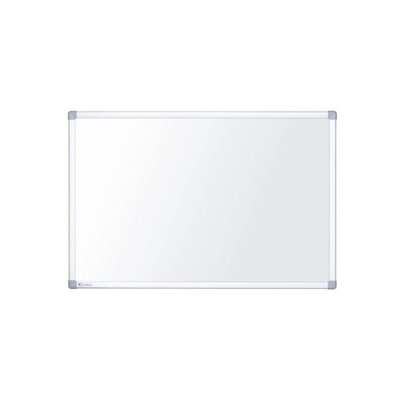 Nobo - Pizarra blanca Nano Clean magnética de acero 1800x900 mm con ...