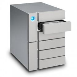 LaCie - 24TB 6big Thunderbolt 3 24000GB Escritorio Plata unidad de disco multiple