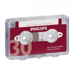 Philips - Audio Minicassette 30min