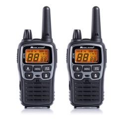 Midland - XT70 24channels 446.00625 - 446.09375MHz Negro, Gris two-way radios