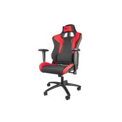 Natec Genesis - SX77 Asiento acolchado Respaldo acolchado silla de oficina y de ordenador