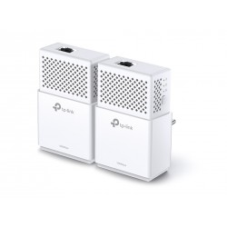 TP-LINK - AV1000 1000 Mbit/s Ethernet Blanco 2 pieza(s) - 22037167