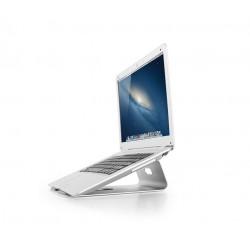 "Newstar - NSLS025 soporte para ordenador portátil Notebook stand Plata 43,2 cm (17"")"
