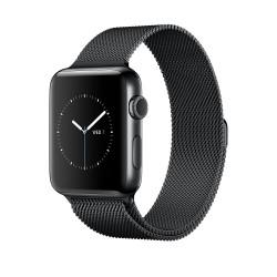Apple - Watch Series 2 OLED GPS (satélite) Negro reloj inteligente - 22021652