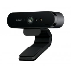 Logitech - BRIO cámara web 4096 x 2160 Pixeles USB 3.0 Negro