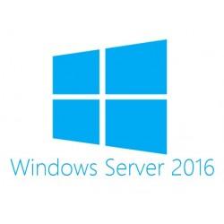DELL - MS Windows Server 2016, 5 CALs, ROK 5 licencia(s) Holandés, Inglés - 22143883